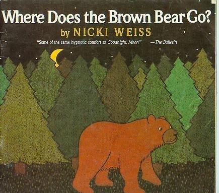 9780440844303: Where Does the Brown Bear Go?