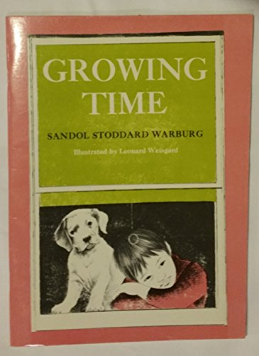 Growing Time: Warburg, Sandol Stoddard;