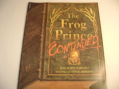 9780440844464: Frog Prince Continued