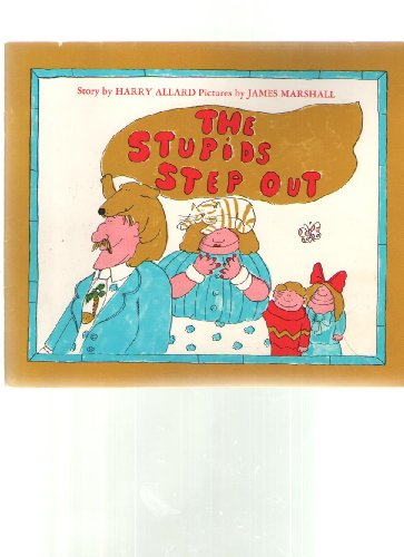 9780440844556: The Stupids Step Out