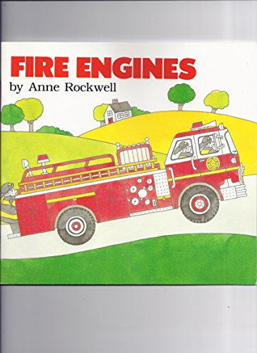 9780440844808: FIRE ENGINES