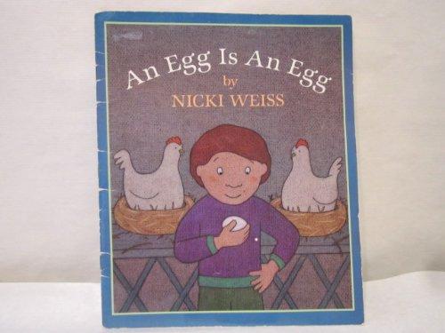 9780440844853: an egg is an egg