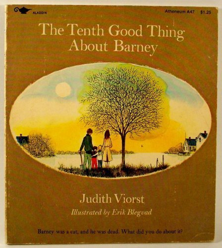 9780440845003: The Tenth Good Thing About Barney