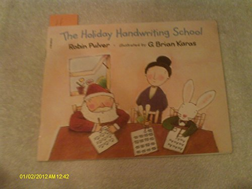 9780440845966: The Holiday Handwriting School