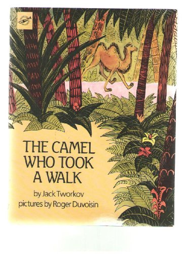 9780440846017: The Camel Who Took a Walk