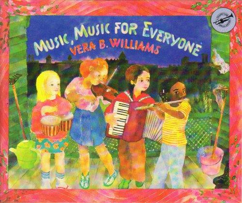 9780440846154: Music, music for everyone