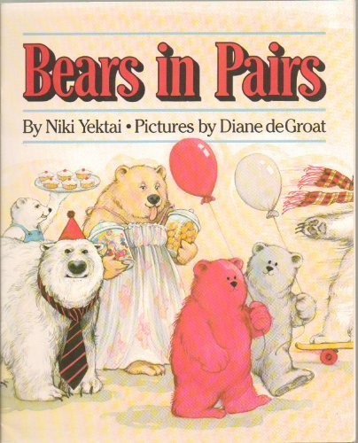 9780440846192: Bears in pairs