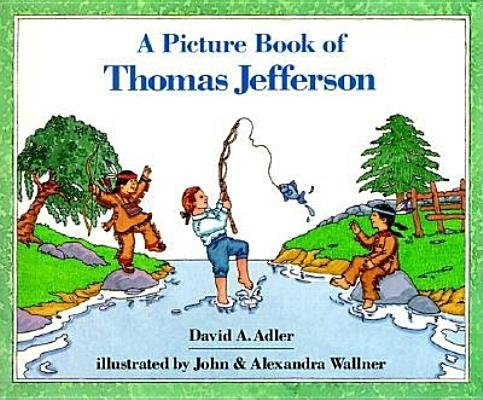 9780440846291: A picture book of Thomas Jefferson ([Picture book biography])