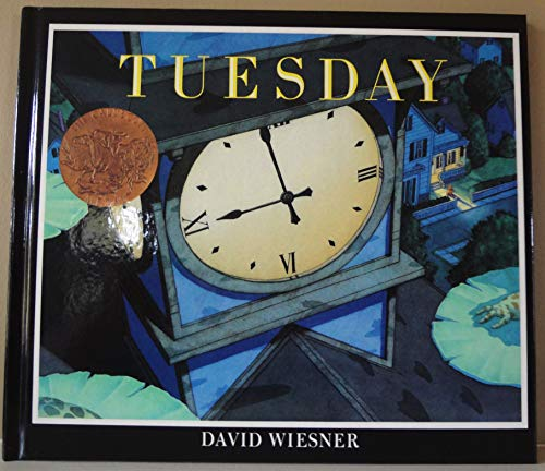 9780440846390: Tuesday [Hardcover] by