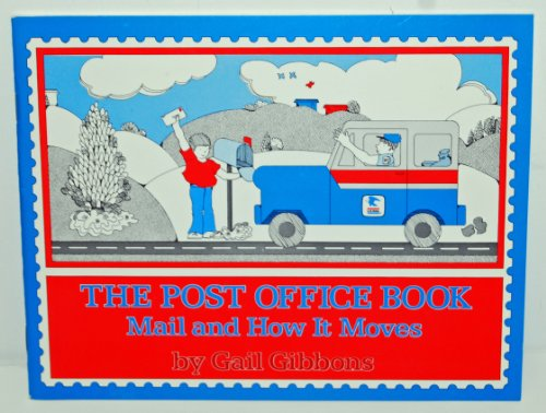 9780440846499: The post office book: Mail and how it moves