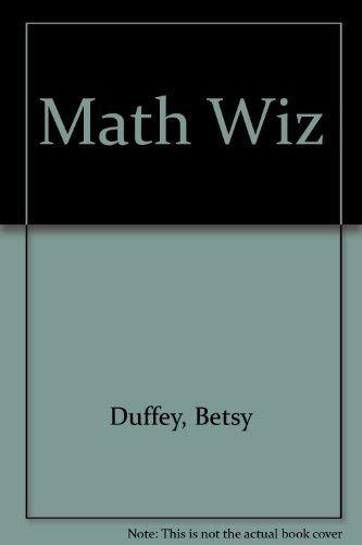 9780440846932: Math Wiz