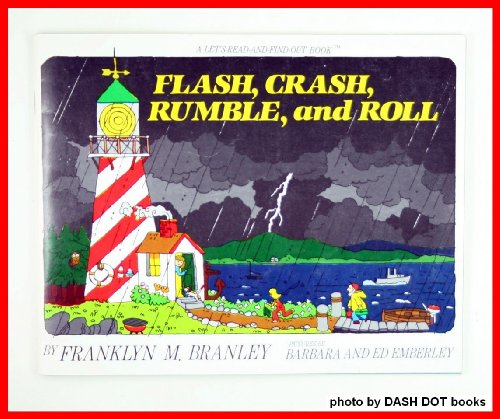 9780440847229: Flash Crash Rumble and Roll Lets Read and Fi