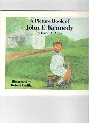 9780440847359: A picture book of John F. Kennedy (Picture book biography)