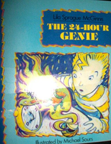 9780440847861: The 24-hour genie
