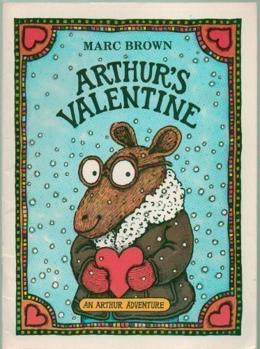 arthur's valentine (0440848008) by Marc Brown