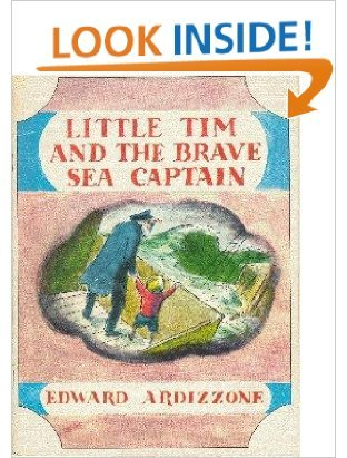 9780440848073: little tim and the brave sea captain