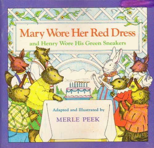 9780440848318: Mary wore her red dress, and Henry wore his green sneakers