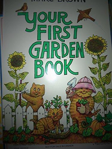 9780440848400: Your First Garden Book