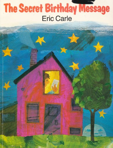 9780440848424: The secret birthday message [Paperback] by Carle, Eric
