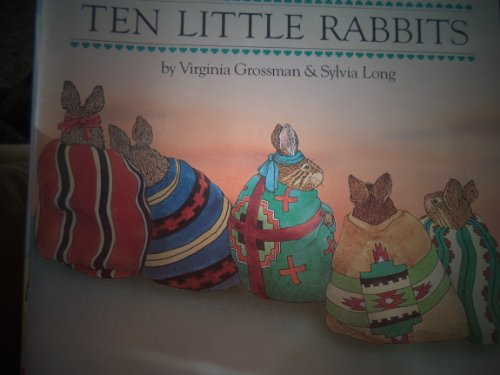 9780440848608: Ten little rabbits