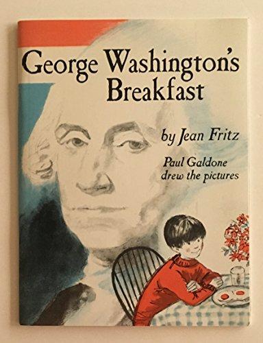 9780440849131: George Washington's Breakfast