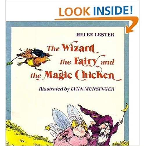 9780440849209: The Wizard, the Fairy and the Magic Chicken (Trumpet Club)