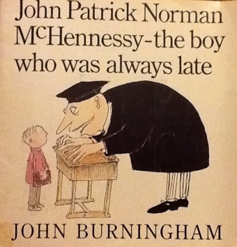9780440849339: John Patrick Norman McHennessy: The boy who was always late