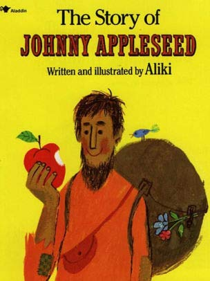 The Story of Johnny Appleseed (0440849845) by Aliki