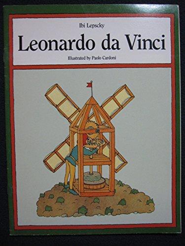 9780440849957: Leonardo da Vinci
