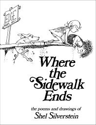 9780440850564: Where the Sidewalk Ends