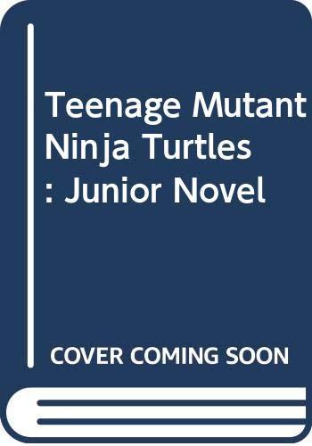 9780440862802: Teenage Mutant Ninja Turtles: Junior Novel