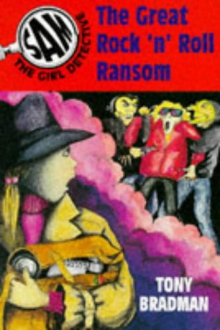 9780440863106: Sam, the Girl Detective: The Great Rock 'n' Roll Ransom