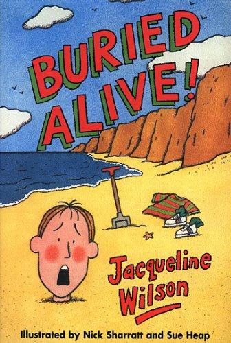 9780440863670: Buried Alive!