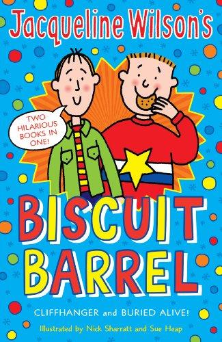 9780440864639: Jacqueline Wilson Biscuit Barrel: