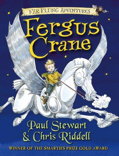 9780440866541: Fergus Crane (Far-Flung Adventures)