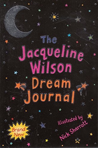 9780440867845: The Jacqueline Wilson Dream Journal