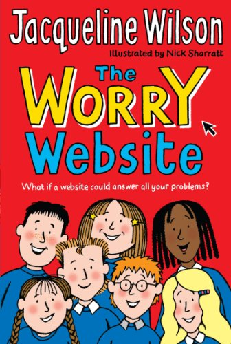 9780440868262: The Worry Website