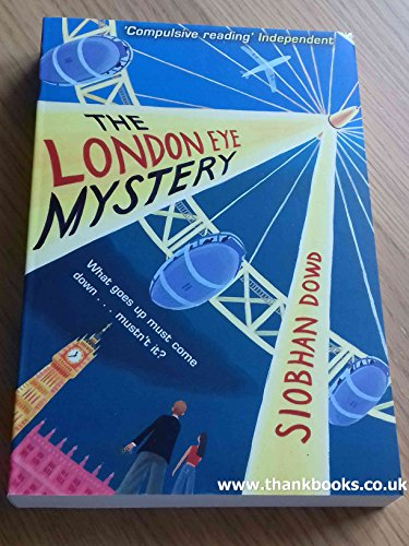 9780440868668: The London Eye Mystery