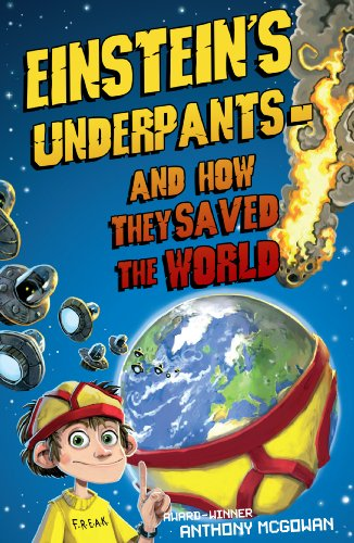 9780440869245: Einstein's Underpants - And How They Saved the World