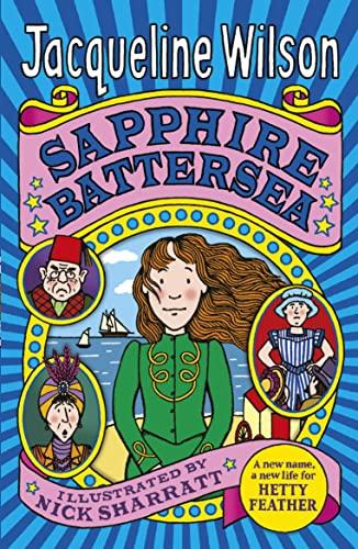 9780440869276: Sapphire Battersea (Hetty Feather)