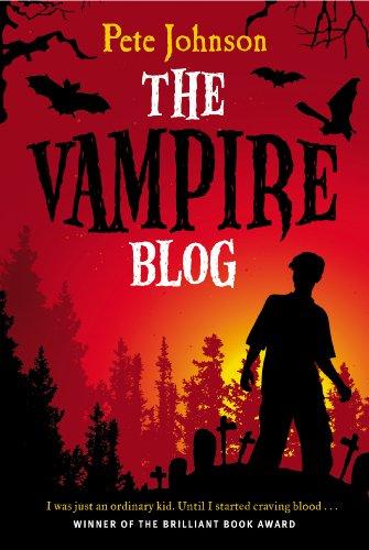 9780440869351: The Vampire Blog
