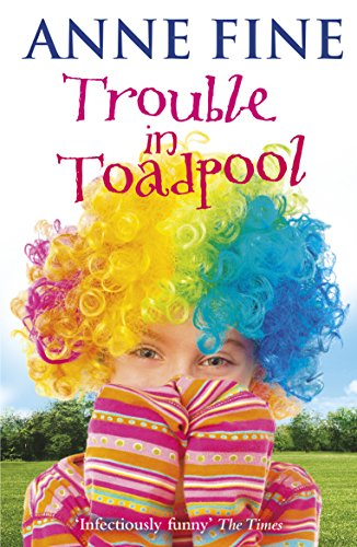 9780440869627: Trouble in Toadpool