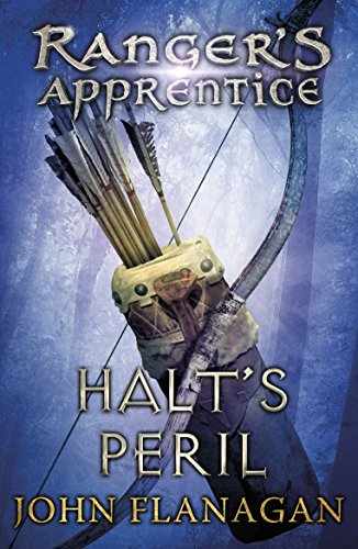 9780440869832: Ranger's Apprentice 9: Halt's Peril