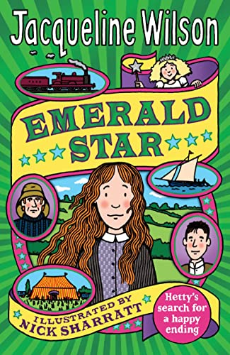 9780440869856: Emerald Star (Hetty Feather)