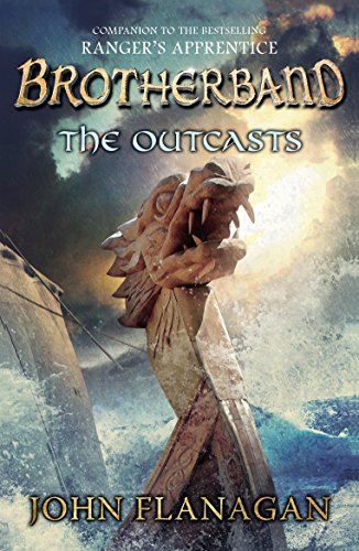 9780440869924: The Outcasts (Brotherband Book 1)