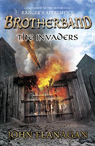 9780440869955: Brotherband: The Invaders: Book Two