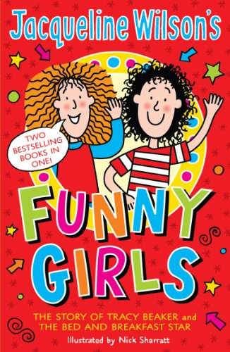 9780440870227: Jacqueline Wilson's Funny Girls: Previously published as The Jacqueline Wilson Collection