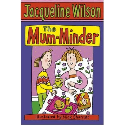 9780440870470: [ THE MUM-MINDER BY WILSON, JACQUELINE](AUTHOR)PAPERBACK