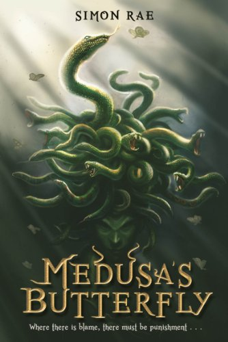 9780440870517: Medusa's Butterfly: Where there is blame, there must be punishment...