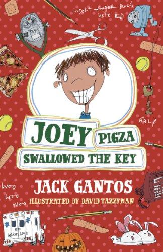 9780440870715: Joey Pigza Swallowed the Key